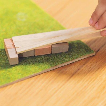 Trefl Brick Trick - Stavějte z cihel - Hrad