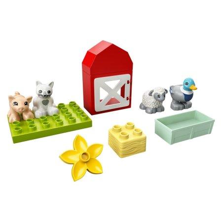LEGO Duplo 10949 - Zvířátka z farmy