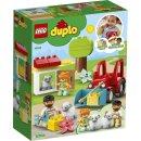 LEGO Duplo 10950 - Traktor a zvířátka z farmy