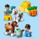 LEGO Duplo 10951 - Stáj s poníky