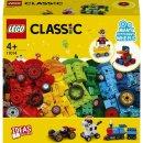 LEGO Classic 11014 - Kostky a kola