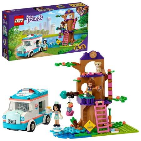 LEGO Friends 41445 - Veterinární sanitka