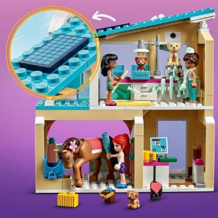 LEGO Friends 41446 - Veterinární klinika v městečku