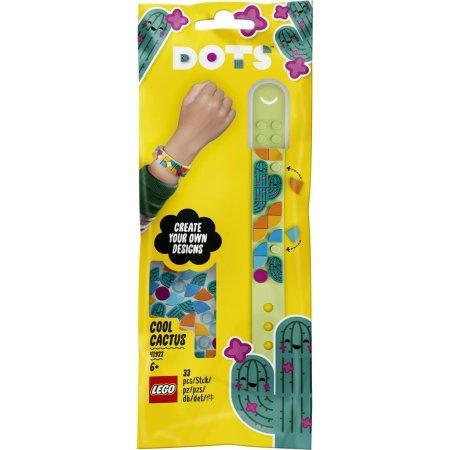 LEGO DOTS 41922 - Náramek bláznivý kaktus