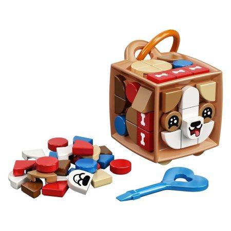 LEGO DOTS 41927 - Ozdoba na tašku – pejsek