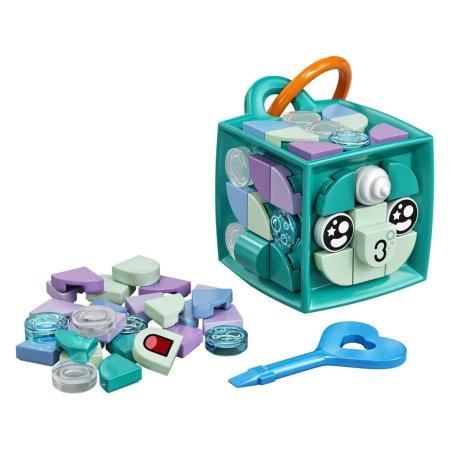 LEGO DOTS 41928 - Ozdoba na tašku – jednorožec