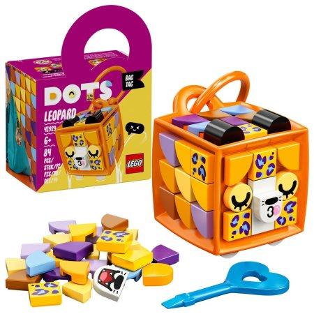 LEGO DOTS 41929 - Ozdoba na tašku - leopard