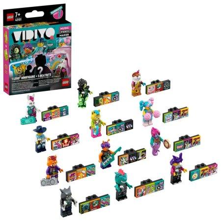 LEGO VIDIYO 43101 - Minifigurky Bandmates
