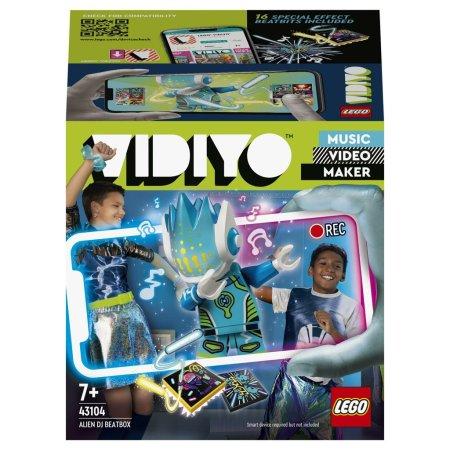 LEGO VIDIYO 43104 - Alien DJ BeatBox