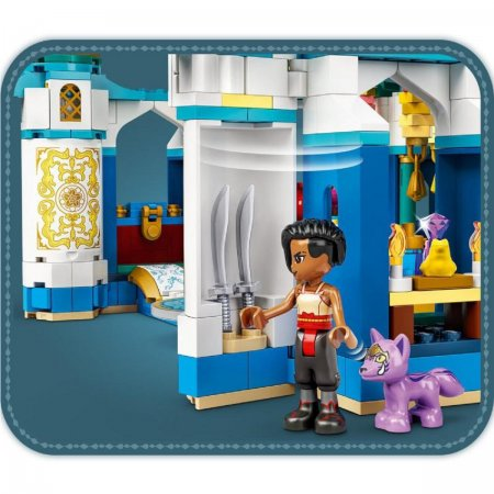 LEGO Disney 43181 - Raya a Palác srdce
