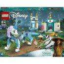 LEGO Disney 43184 - Raya a drak Sisu