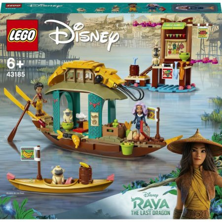 LEGO Disney 43185 - Boun a loď