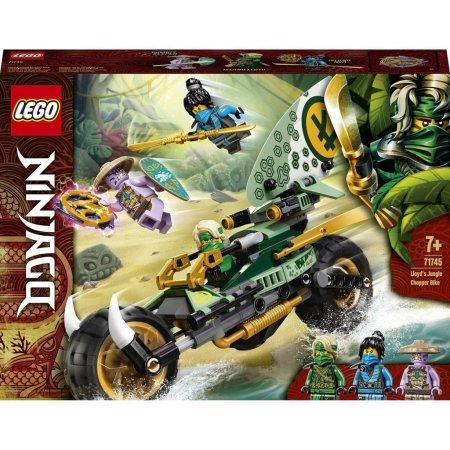 LEGO NINJAGO 71745 - Lloydova motorka do džungle