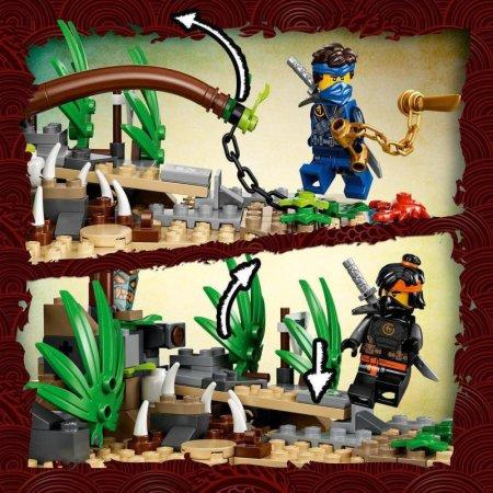 LEGO Ninjago 71747 - Vesnice strážců
