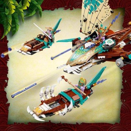 LEGO Ninjago 71748 - Souboj katamaránů na moři
