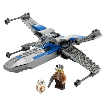 LEGO Star Wars 75297 - Stíhačka X-wing Odboje