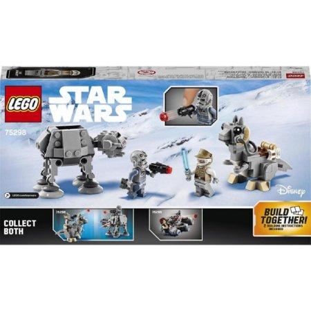 LEGO Star Wars 75298 - Mikrobojovníci AT-AT vs. Tauntaun