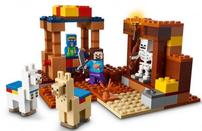 LEGO MInecraft 21167 - Tržiště