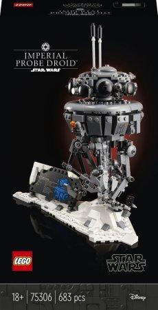 LEGO Star Wars 75306 - Imperiální průzkumný droid