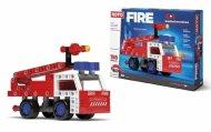 Efko Stavebnice Roto 4v1 - FIRE - 198 dílků