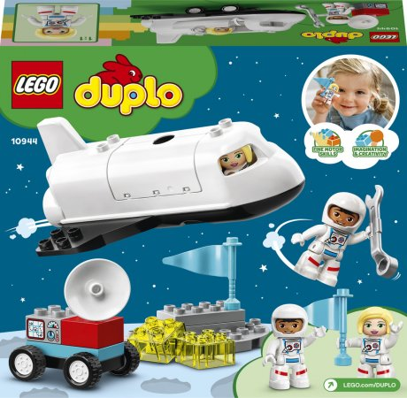 LEGO Duplo 10944 - Mise raketoplánu