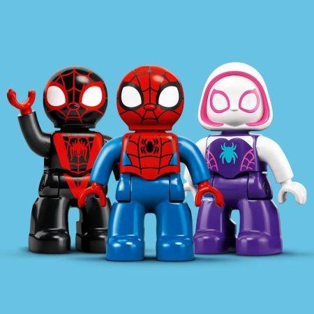 LEGO Duplo 10940 - Marvel Spiderman: Základna Spidermana