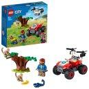 LEGO City 60300 - Záchranářská čtyřkolka do divočiny
