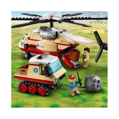 LEGO City 60302 - Záchranná operace v divočině