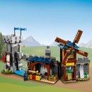 LEGO Creator 31120 - Středověký hrad 3v1
