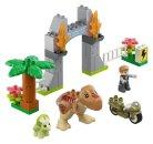 LEGO Duplo Jurassic World10939 - T-Rex a Triceratops na útěku