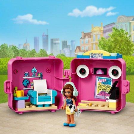 LEGO Friends 41667 - Oliviin herní boxík