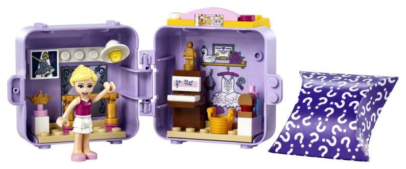LEGO Friends 41670 - Stephaniin baletní boxík