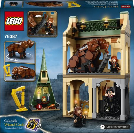 LEGO Harry Potter 76387 - Bradavice: setkání s Chloupkem