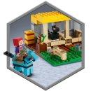 LEGO Minecraft 21171 - Koňská stáj