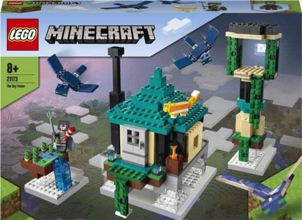 LEGO Minecraft 21173 - Věž v oblacích
