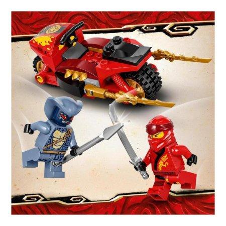 LEGO Ninjago 71734 - Kaiova motorka sčepelemi
