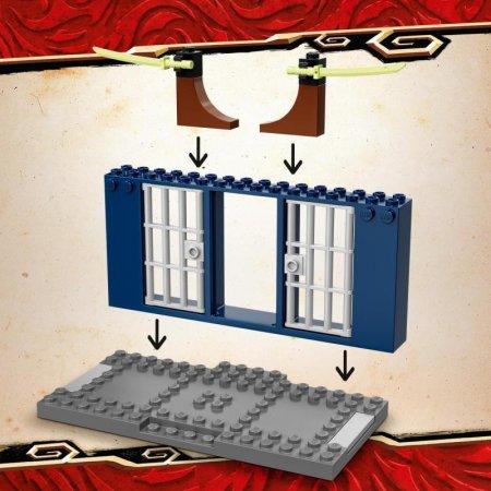 LEGO  Ninjago 71749 - Poslední let Odměny osudu