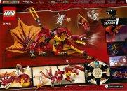 LEGO Ninjago 71753 - Útok ohnivého draka