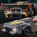 LEGO Speed Champions 76903 - Chevrolet Corvette C8.R a 1968 Chevrolet Corvette