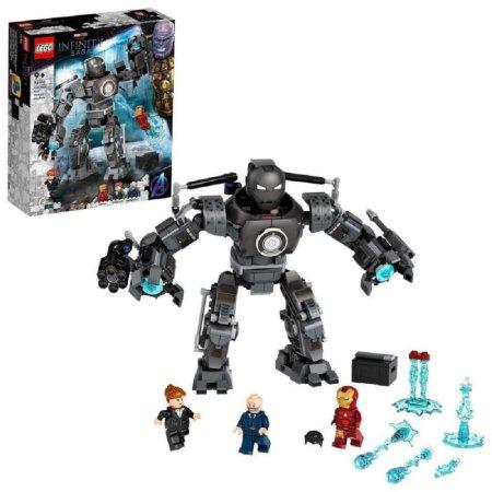 LEGO Marvel Avengers 76190 - Iron Man: běsnění Iron Mongera