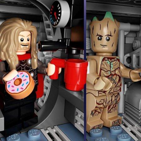 LEGO Marvel Avengers 76193 - Loď Strážců