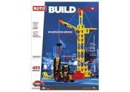 Efko Stavebnice Roto 9v1 - BUILD - 453 dílků