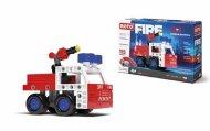 Efko Stavebnice Roto 2v1 - FIRE - 115 dílků