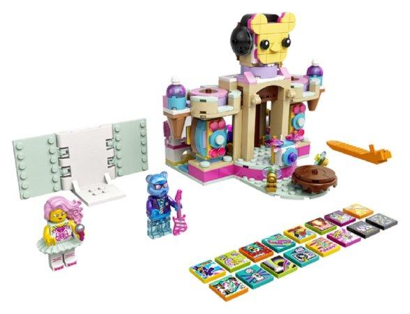 LEGO VIDIYO 43111 - Candy Castle Stage