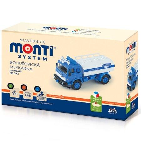 Seva Monti System - Liaz - Bohušovická mlékárna MS 09.2
