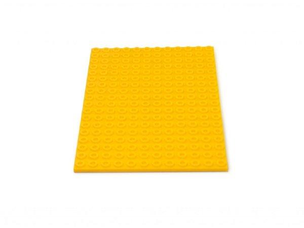 Cheva Stavebnice Cheva - Základna - žlutá