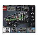 LEGO Technic 42129 - Truck trialový vůz Mercedes-Benz Zetros 4x4