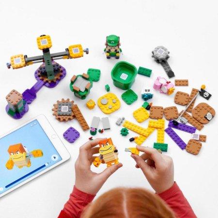 LEGO Super Mario 71387 - Dobrodružství s Luigim – startovací set