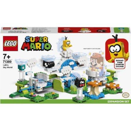 LEGO Super Mario 71989 - Lakitu a svět obláčků – rozšiřující set