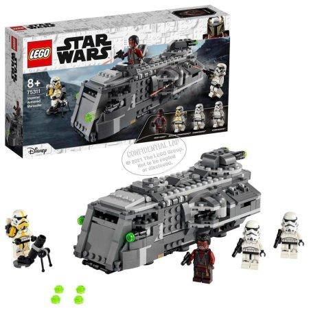 LEGO Star Wars 75311 - Imperiální obrněné vozidlo